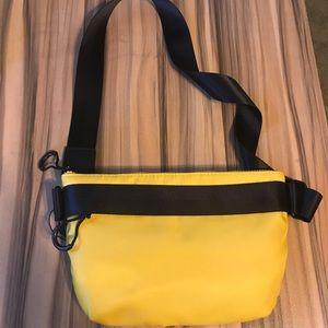 Zara yellow bag